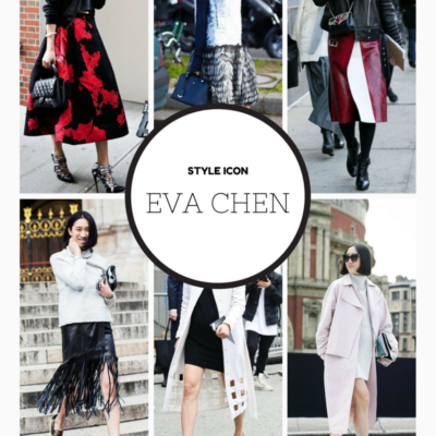 Style Icon: Eva Chen